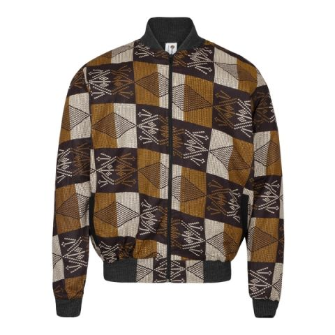 African Inspired Wax Bombers By katiopa Brand